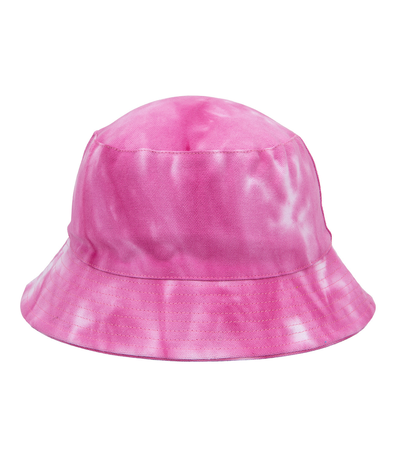 Bucket-Hat in verwaschenem Look