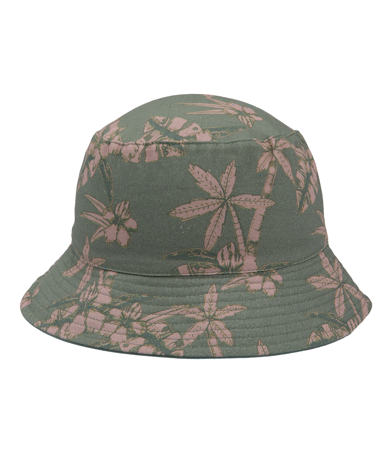 Bucket Hat im Blumenmuster-Design